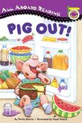 Pig Out! [With 24 Flash Cards]
