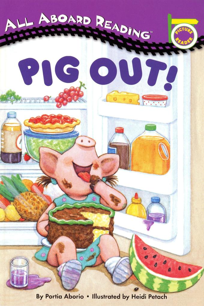 Pig Out! [With 24 Flash Cards] als Taschenbuch