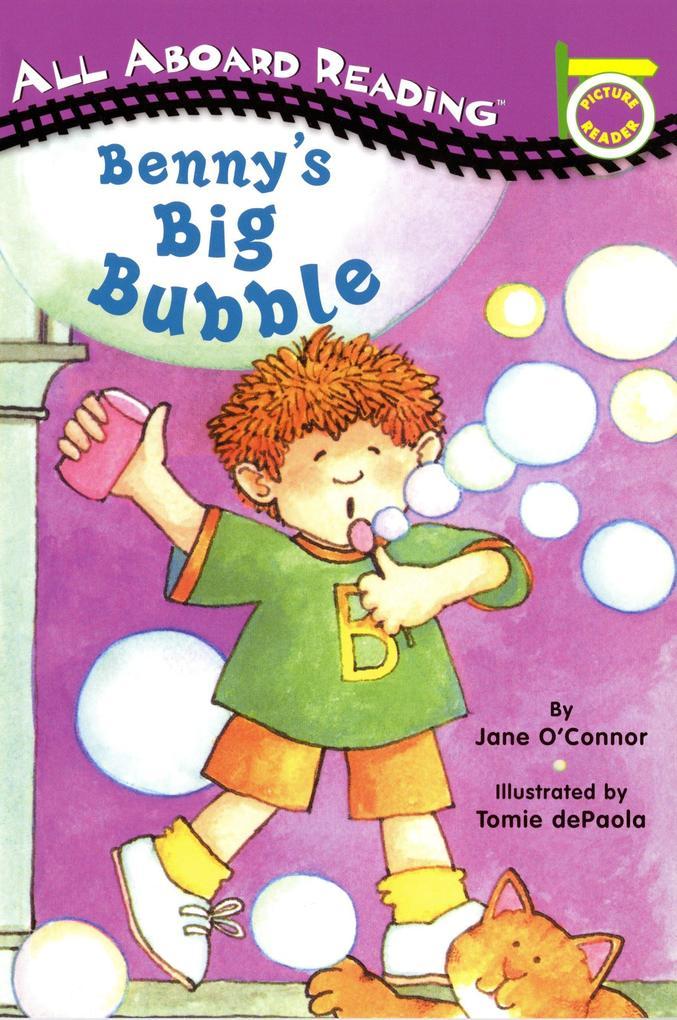 Benny's Big Bubble als Taschenbuch