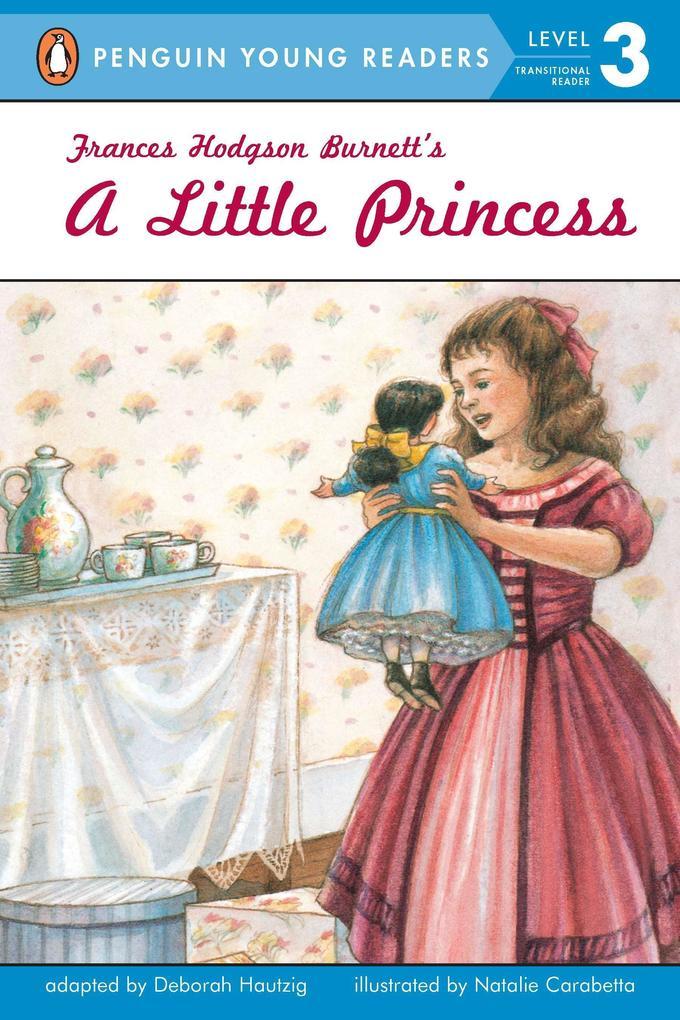 Frances Hodgson Burnett's a Little Princess als Taschenbuch