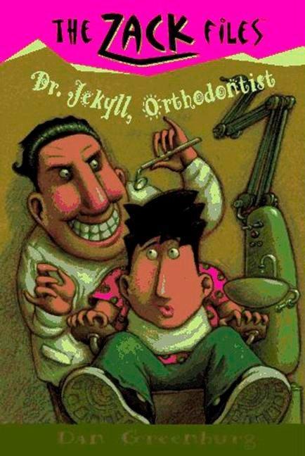 Zack Files 05: Dr. Jekyll, Orthodontist als Taschenbuch