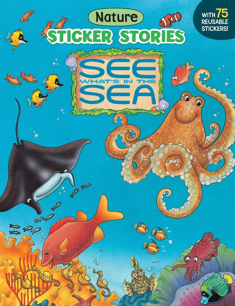 See What's in the Sea als Taschenbuch