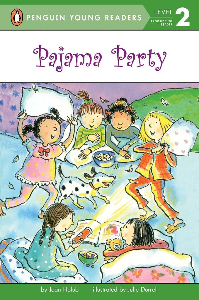 Pajama Party als Taschenbuch