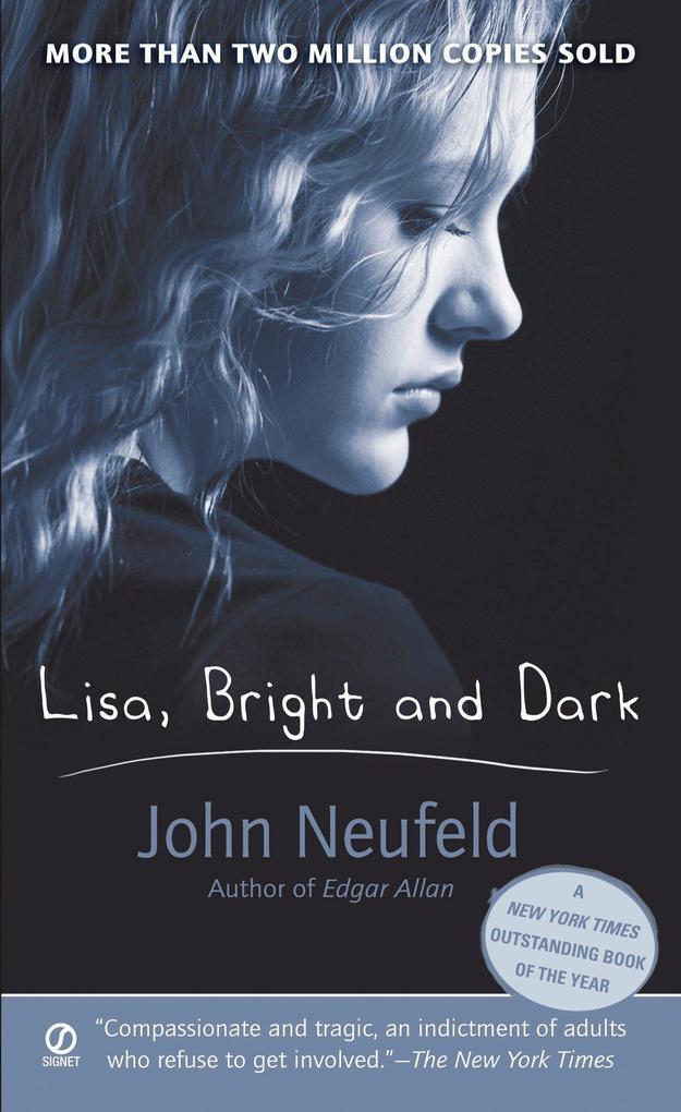 Lisa, Bright and Dark als Taschenbuch