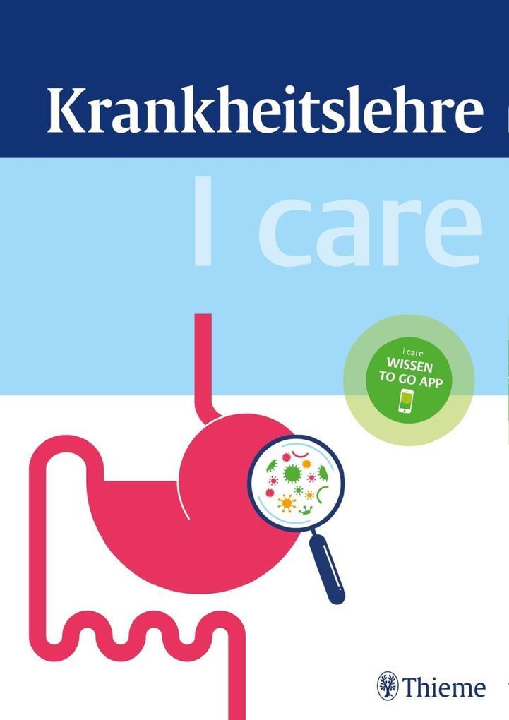 I care Krankheitslehre als Buch