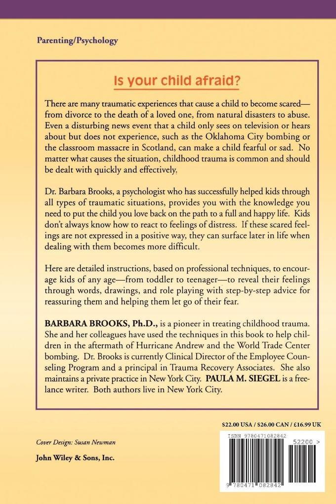 Scared Child als Buch (kartoniert)