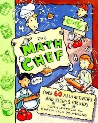 The Math Chef als Taschenbuch