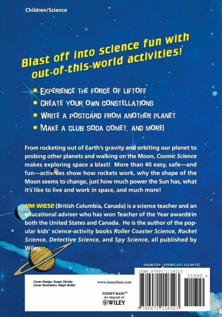 Cosmic Science als Taschenbuch