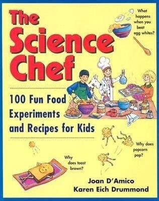 The Science Chef als Taschenbuch