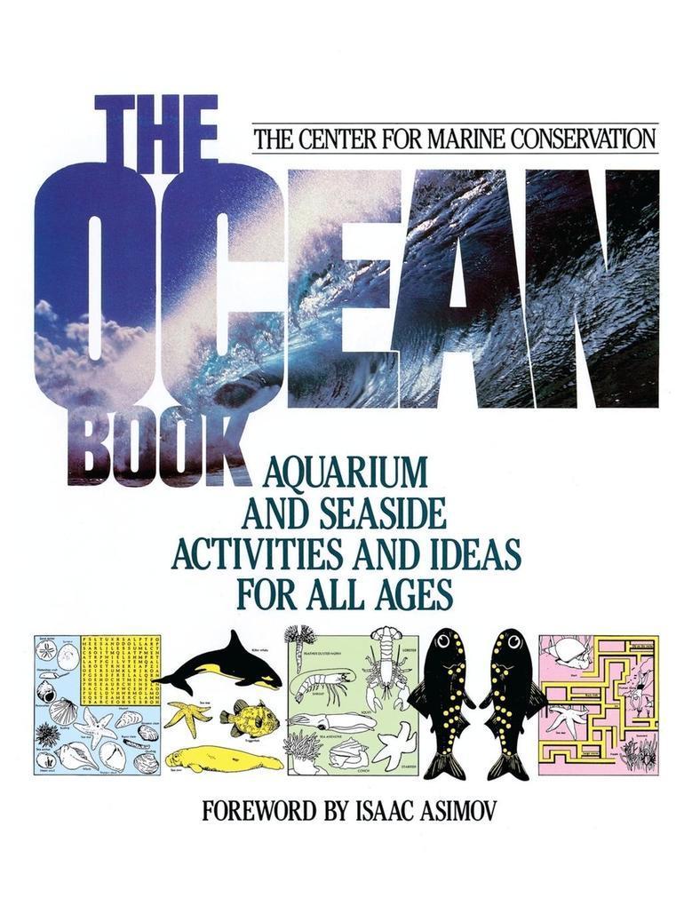 Ocean Book P als Taschenbuch