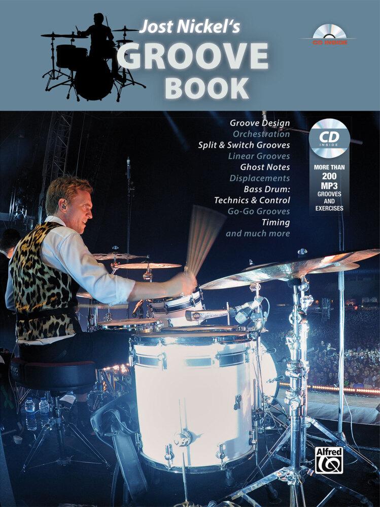 Jost Nickel´s Groove Book als Buch von Jost Nickel