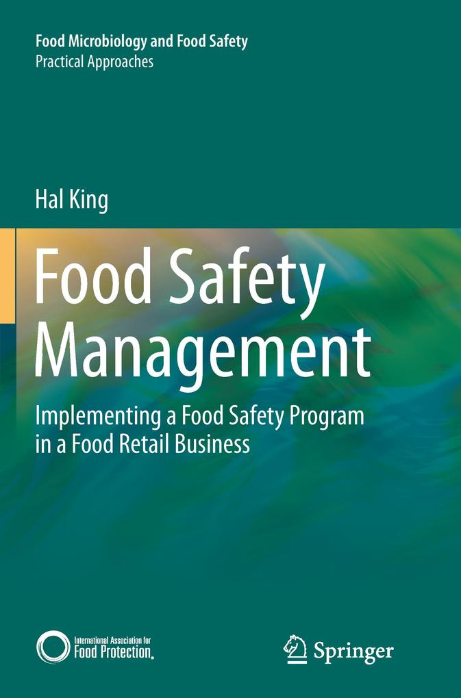 Food Safety Management als Buch von Hal King