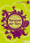 Karneval der Tiere, Heft inkl. CD