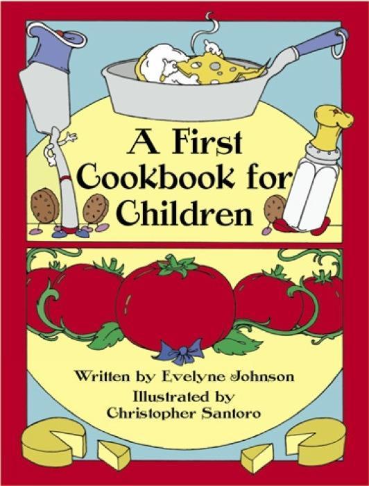 A First Cook Book for Children als Taschenbuch