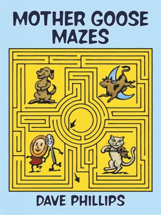 Mother Goose Mazes als Taschenbuch