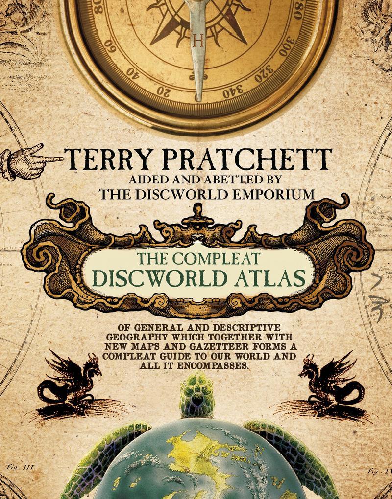 The Discworld Atlas als Buch