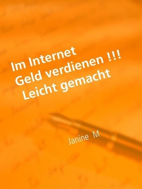 Im Internet Geld verdienen als eBook Download v...