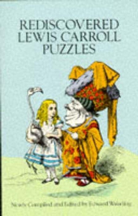 Rediscovered Lewis Carroll Puzzles als Taschenbuch