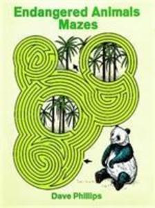 Endangered Animals Mazes als Taschenbuch