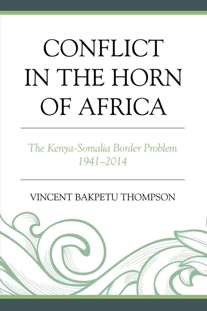 Conflict in the Horn of Africa als eBook Downlo...