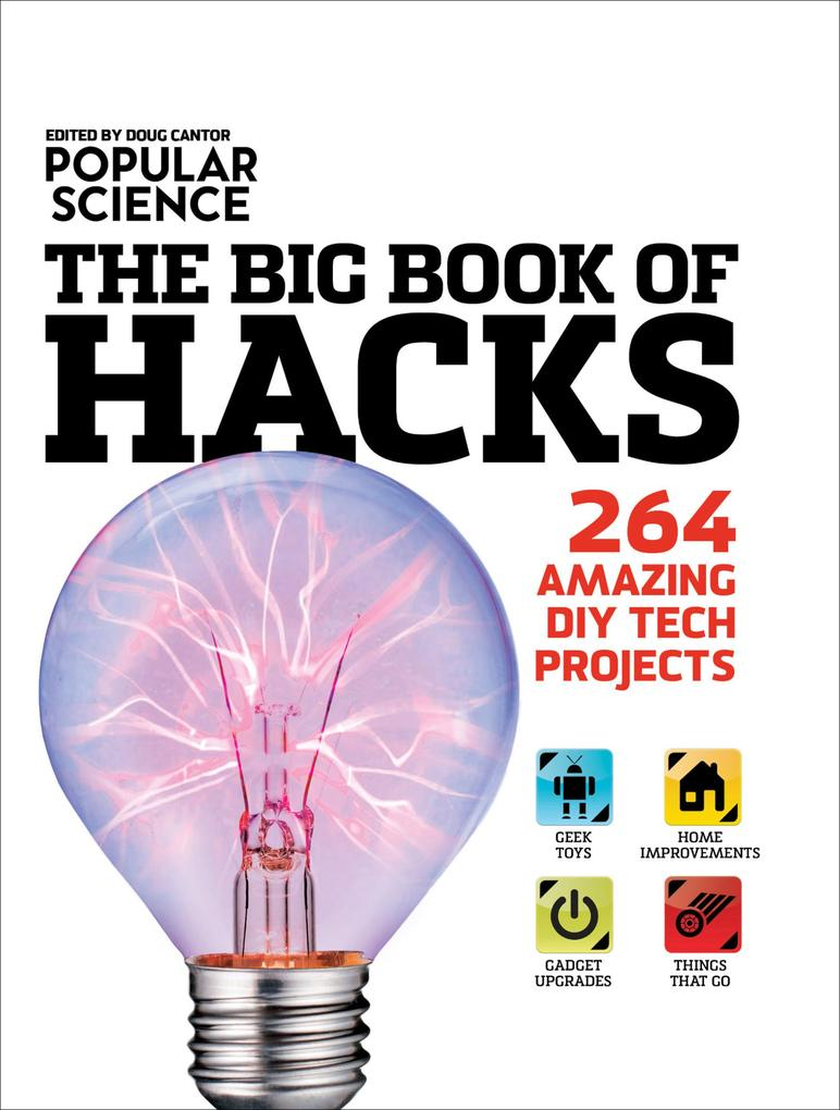 Popular Science: The Big Book of Hacks als eBoo...