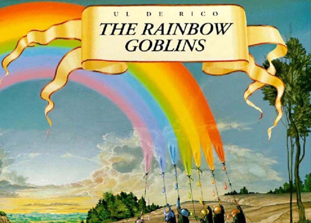 The Rainbow Goblins als Buch (gebunden)