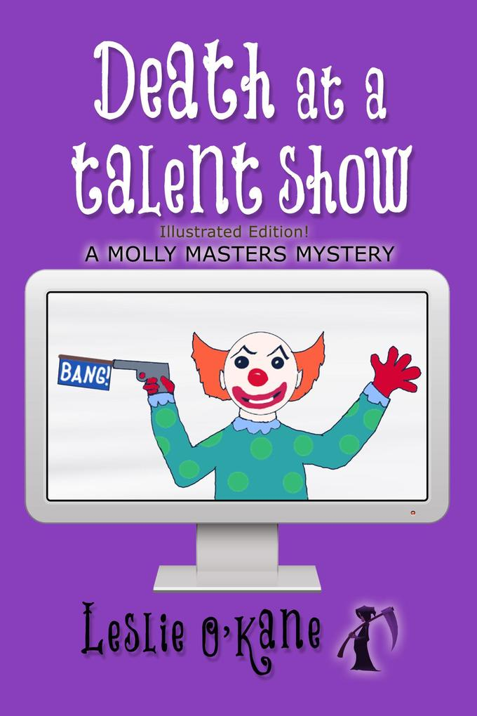 Death at a Talent Show (Molly Masters Mysteries...