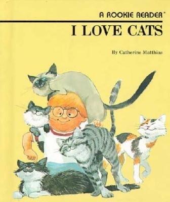 I Love Cats als Buch