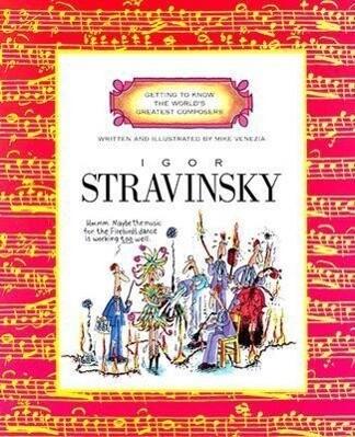 Igor Stravinsky als Taschenbuch