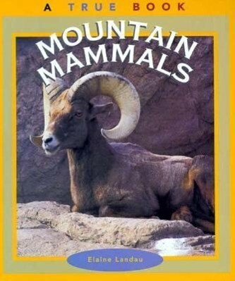 Mountain Mammals als Taschenbuch
