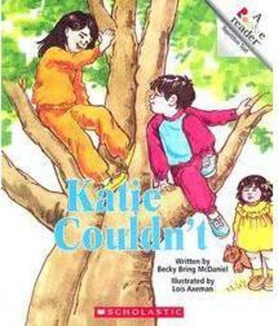 Katie Couldn't als Taschenbuch