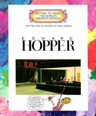 Edward Hopper als Taschenbuch