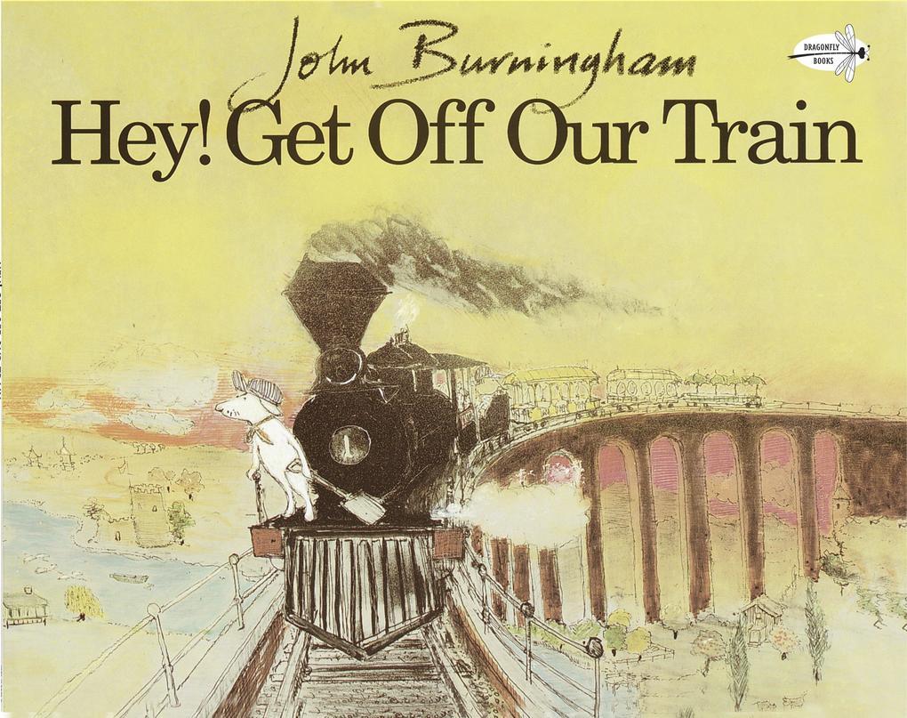 Hey! Get Off Our Train als Taschenbuch