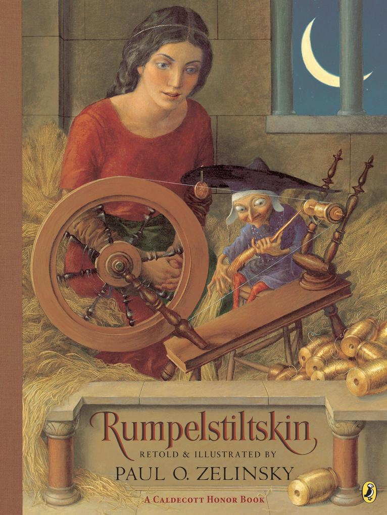 Rumpelstiltskin: From the German of the Brothers Grimm als Buch