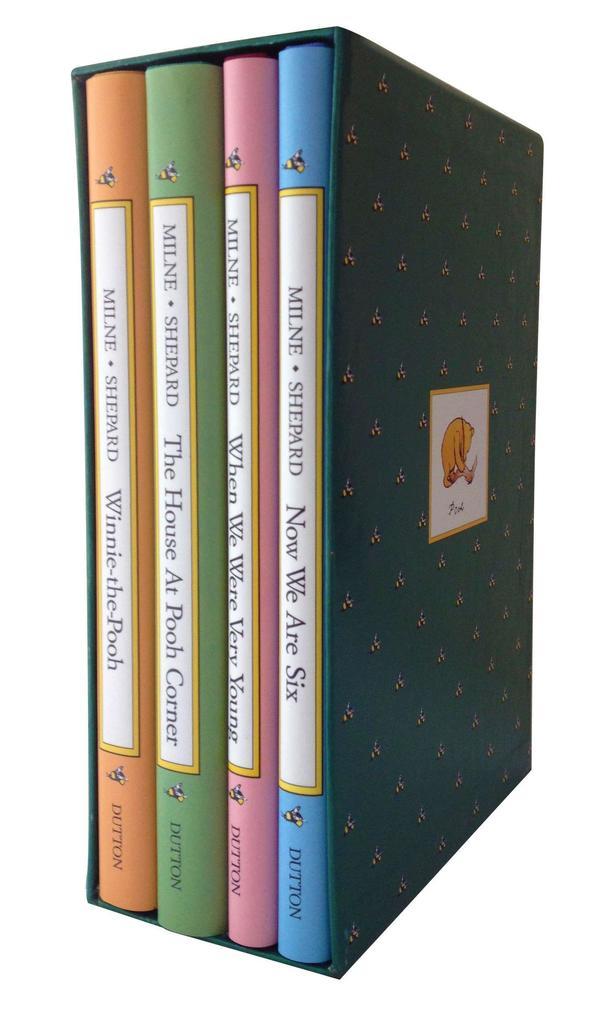 Pooh's Library als Taschenbuch