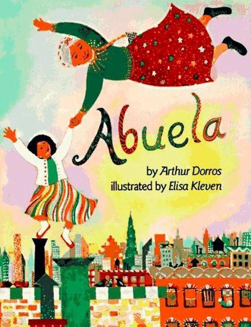 Abuela als Buch