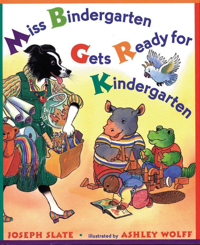 Miss Bindergarten Gets Ready for Kindergarten als Buch