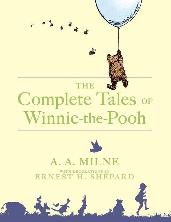 The Complete Tales of Winnie-The-Pooh als Buch