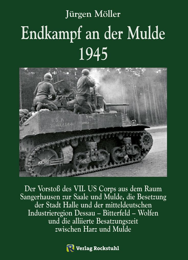 Endkampf an der Mulde 1945 als eBook Download v...