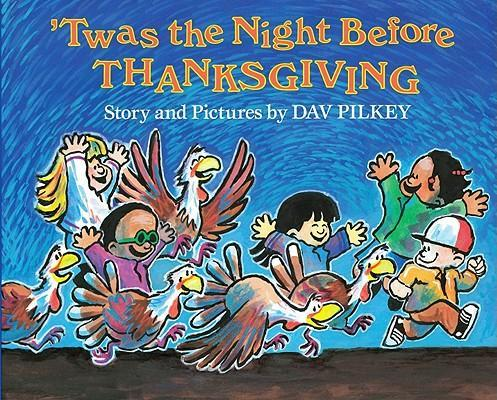 TWAS THE NIGHT BEFORE THANKSGI als Buch