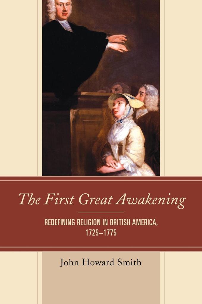 The First Great Awakening als eBook Download vo...