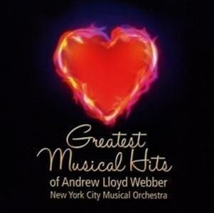 Greatest Musical Hits Of Andrew Lloyd Webber