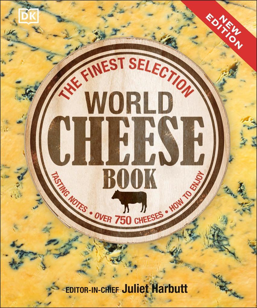 World Cheese Book als Buch von