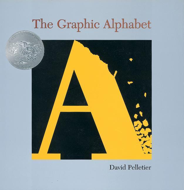 The Graphic Alphabet als Buch