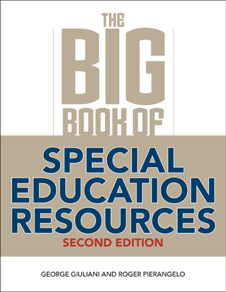 The Big Book of Special Education Resources als...