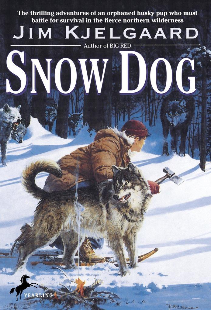 Snow Dog als Taschenbuch