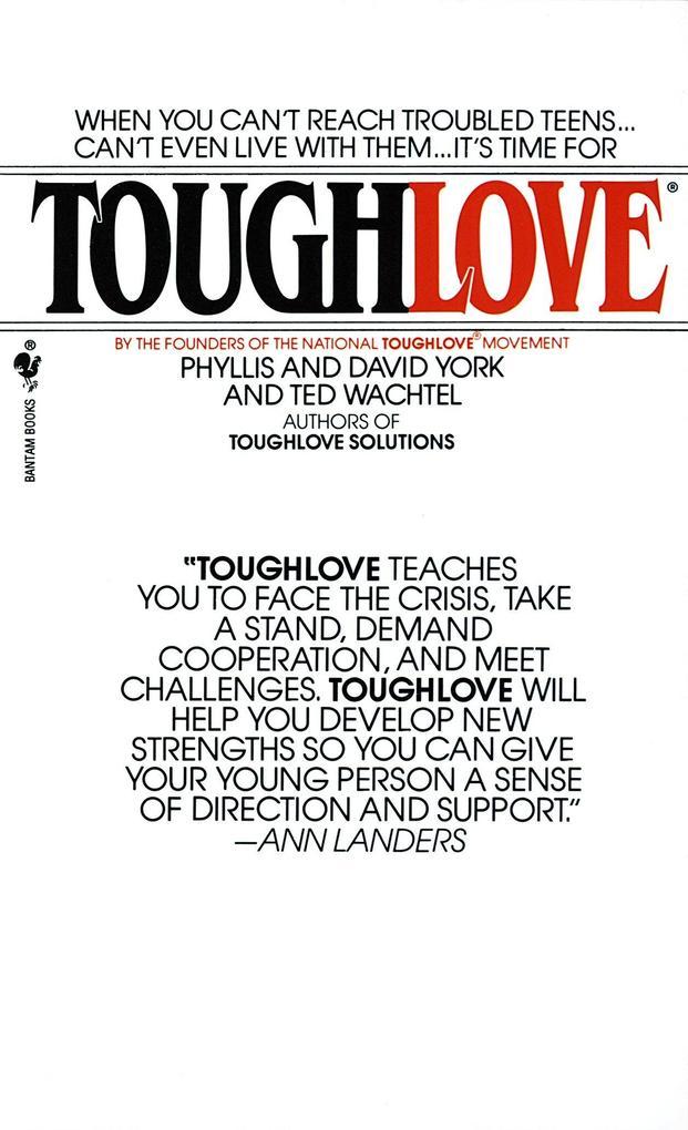 Toughlove als Taschenbuch