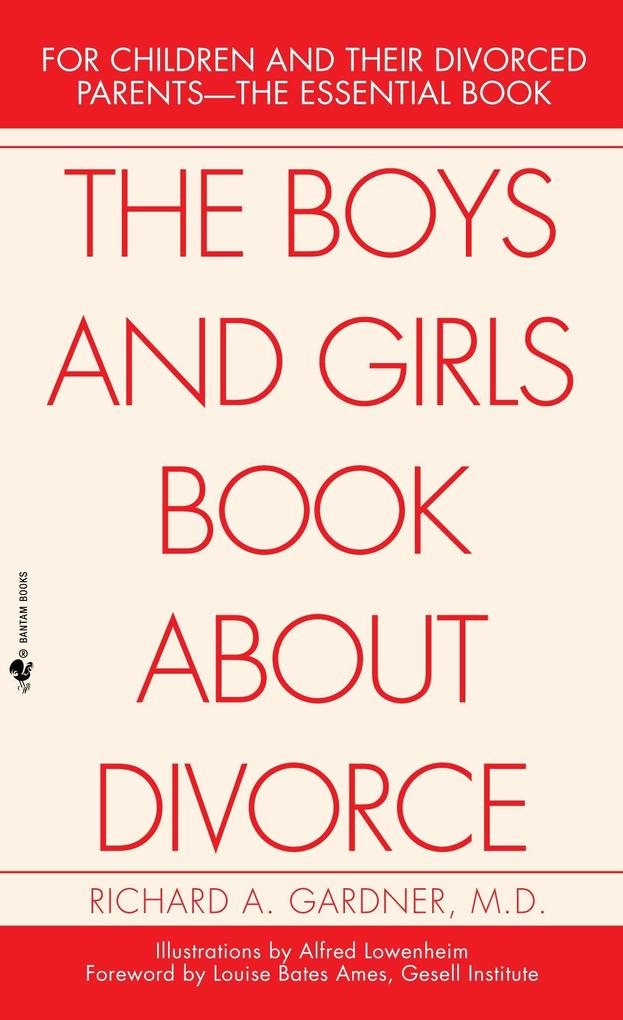The Boys and Girls Book about Divorce als Taschenbuch