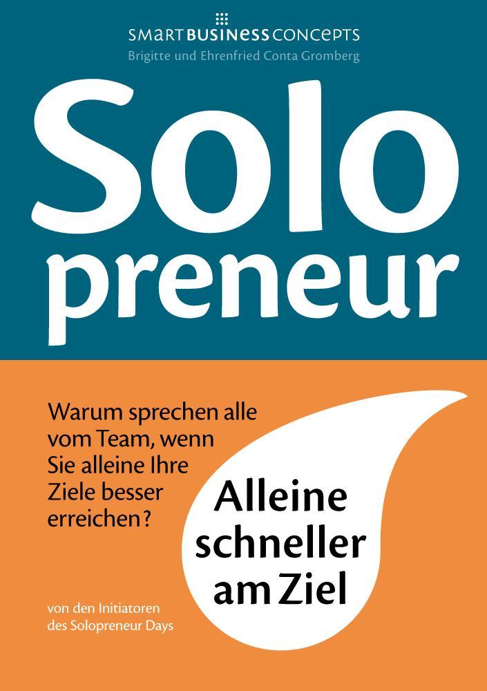 Solopreneur als Taschenbuch