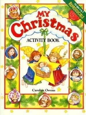 My Christmas Activity Book als Taschenbuch